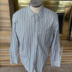 Men's Banana Republic Dress Shirt SZ Large 16/16.5